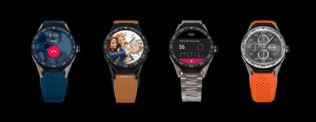 TAG Heuer Connected Modular 45: diseño modular con Android Wear 2.0 por 1.500 euros