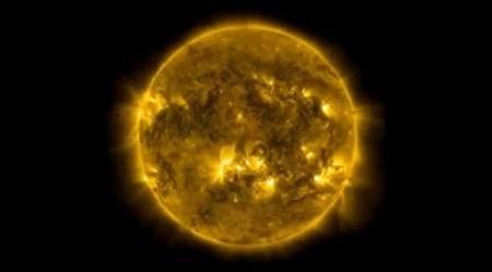 [Vídeo] Tres años de la vida del Sol en tres minutos