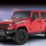 Lleva el desierto a la nieve con la edición especial Jeep Wrangler Unlimited Sahara Winter en México