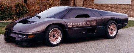 El M4S Charger Turbo de 1981: El Pace Car como protagonista de la carrera.