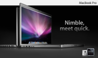 Apple presenta el nuevo MacBook Pro con trackpad Multi-Touch