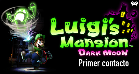 'Luigi's Mansion: Dark Moon'. Primer contacto