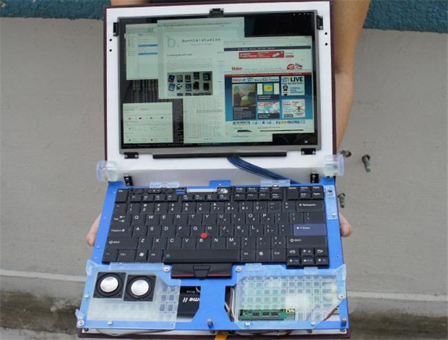Project Novena: ¿Se puede construir un portátil totalmente Open Source?