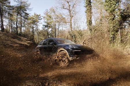 Prueba Porsche Cayenne Diesel Bassella