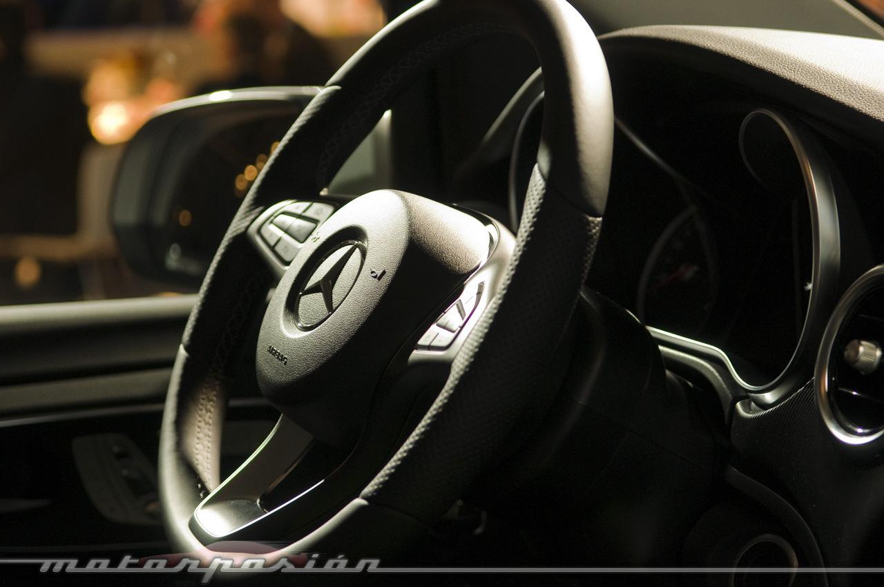 Foto de Mercedes-Benz Clase V (presentación) (7/40)