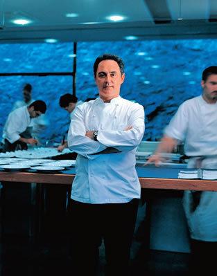 Reparten recetas de Ferran Adrià