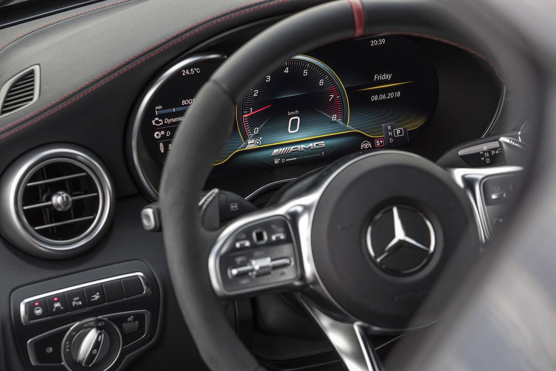Foto de Mercedes-Benz Clase C 2018, toma de contacto (148/255)