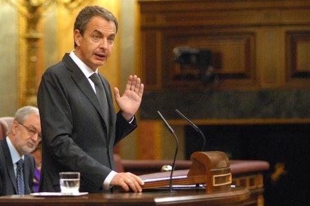 Sr. Zapatero ¿es lícito hacer dinero con la documentación oficial que ocultó  al Parlamento?