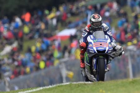 Jorge Lorenzo Brno Motogp 2016 Yamaha