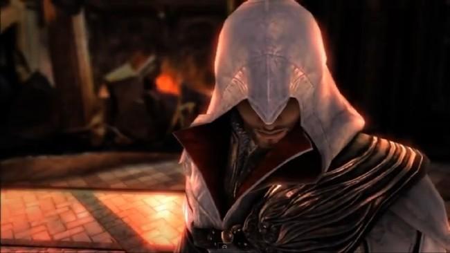 Ezio Soul Calibur V
