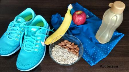 Qué comer antes de entrenar: nutrición para el reto Vitónica de correr 5 kilómetros