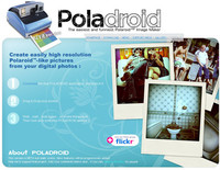 Poladroid, simulando instantáneas con tus fotos digitales