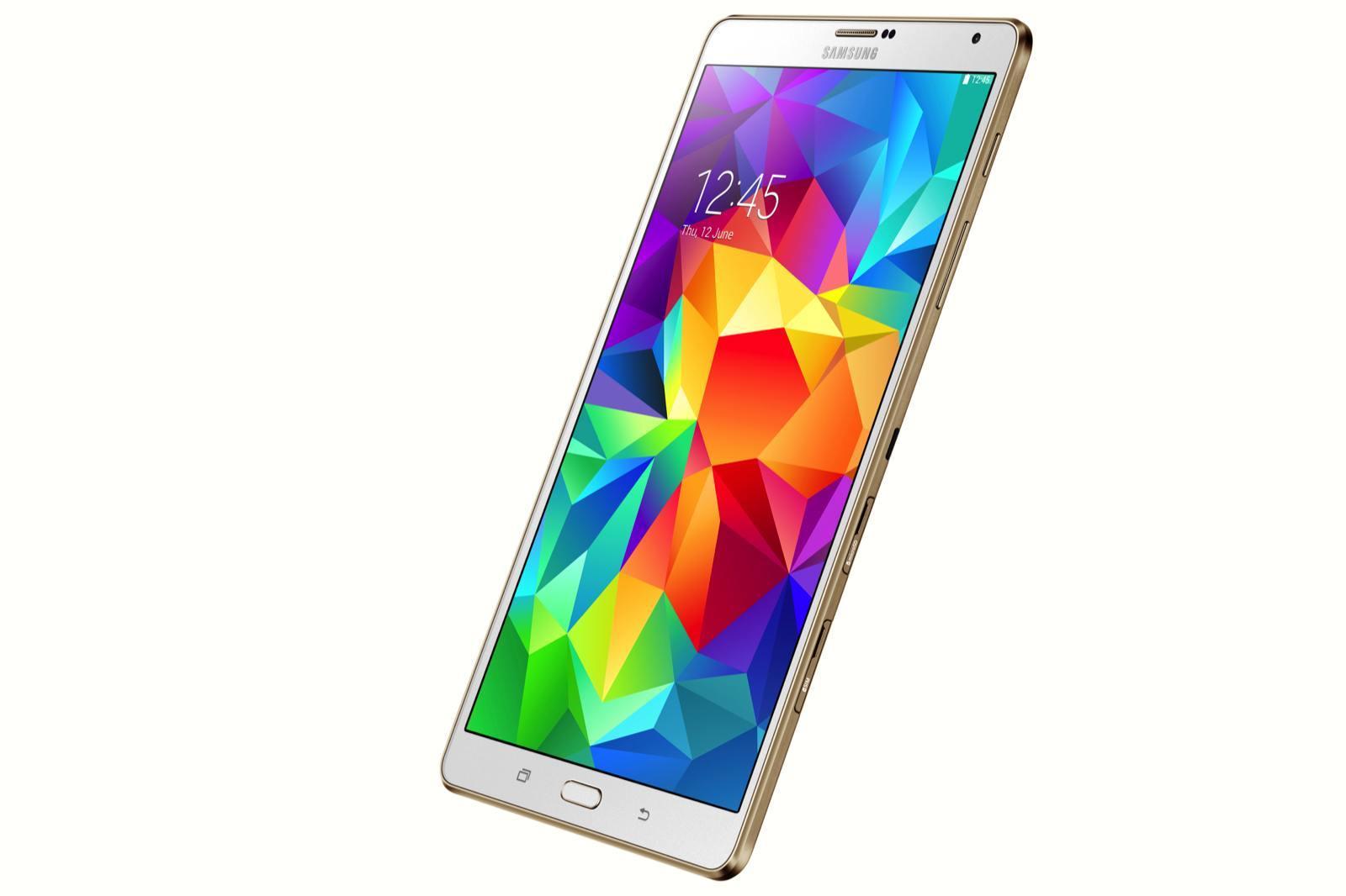 Foto de Samsung Galaxy Tab S (9/52)