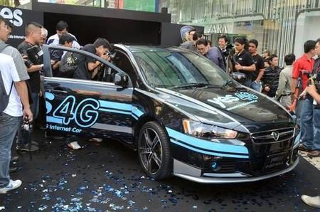 ¿México podrá ver en el 2015 los vehículos con LTE?