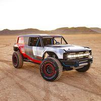 Ford Bronco R nos brinda un adelanto de cómo será el anhelado todoterreno