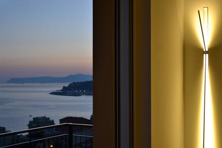 Puertas abiertas: una casa junto al mar