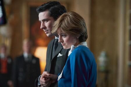 Emma Corrin Princess Diana Story