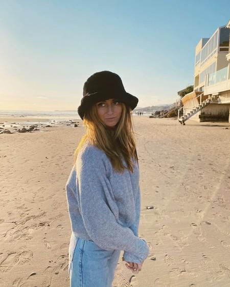Emma Brewin Fur Faux Hat 05