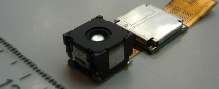 Sony desarrolla un módulo que graba vídeo a 720p