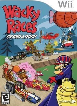 Vídeo ingame de 'Wacky Races: Crash & Dash' para Wii