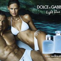 David Gandy para Light Blue de Dolce & Gabbana