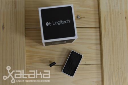 Ratón Logitech Cube