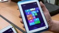 Inventec Lyon, Windows 8 en siete pulgadas