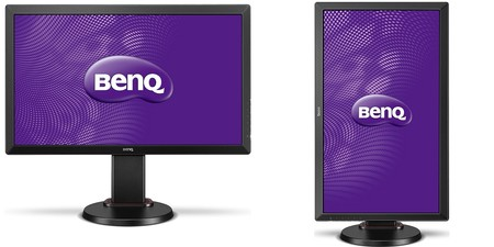 Monitor gaming de 24 pulgadas Benq RL2460HT por 179,99 euros y envío gratis