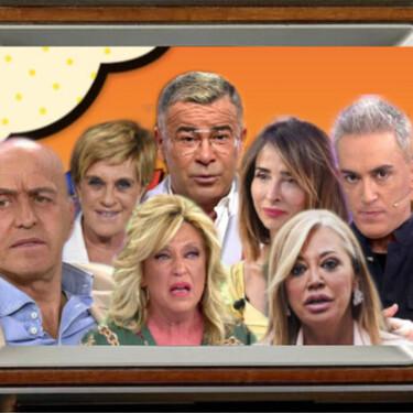 Estos son los momentazos que 'Sálvame' nos ha regalado este 2020 ¡Historia viva de la televisión!