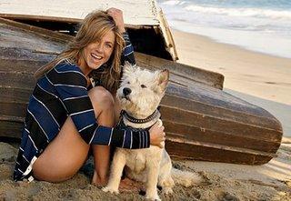 Foto de Aniston en Vogue (2/4)