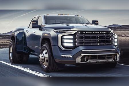 ¿Cómo se verán las pick-ups del futuro? Los diseñadores de GM responden con estos monstruos
