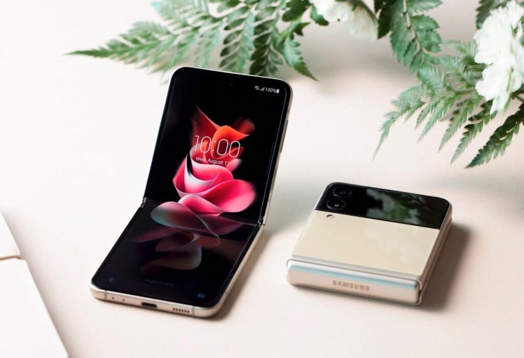 Samsung Galaxy Z Flip3: más compacto, más potente y mucho más colorido
