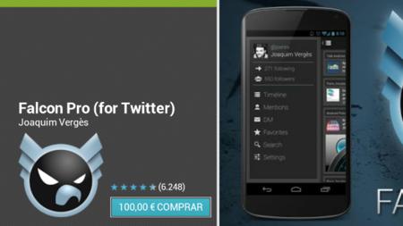 Falcon Pro sube de precio a 100€ para protestar contra las limitaciones de Twitter