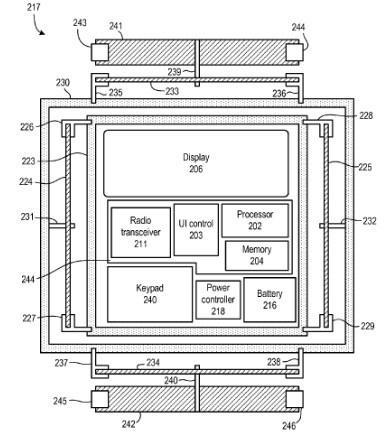 Nokia patenta un móvil de ciencia ficción: no lo necesitaremos recargar