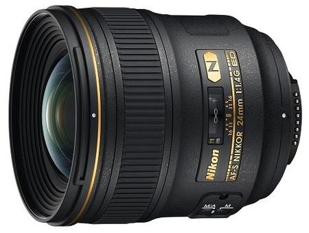 Nikon lanza al escaparate nuevos objetivos para réflex Full Frame