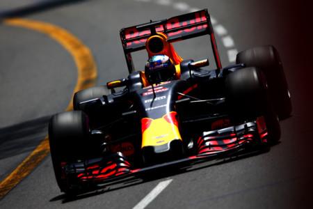 Pole position para Daniel Ricciardo y su Red Bull en el GP de Mónaco de F1