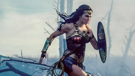 Gal gadot embarazada en Wonder Woman