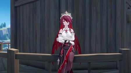 Las mejores habilidades y equipo para Rosaria en Genshin Impact