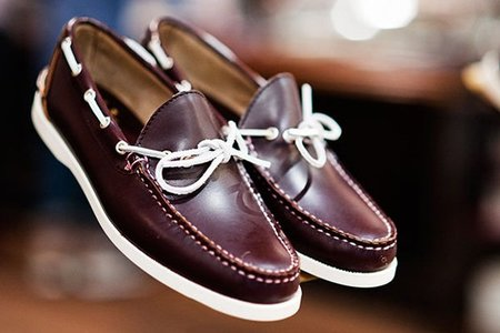 Naútico + Mocasín = Nautimocasín. Los zapatos más deseados por Bass Otoño-Invieno 2010/2011