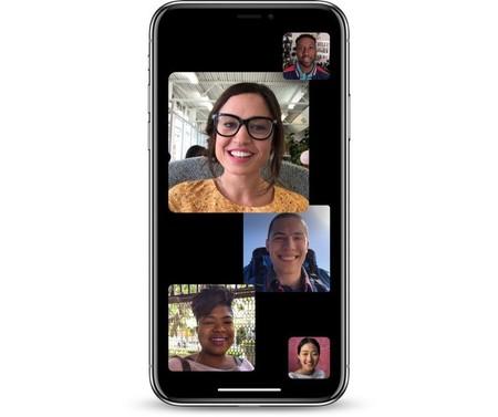 Las llamadas grupales en FaceTime no llegarán a iPhone antiguos