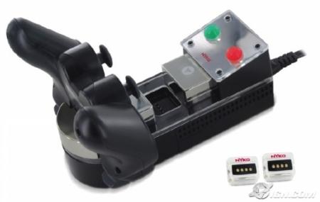 Nyko Charge Base 2, cargador para mandos de la PS3