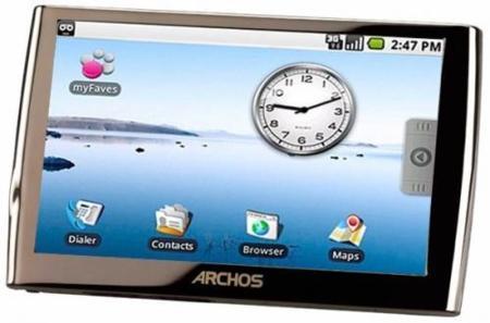 Archos podría tener ya listo su MID con Android
