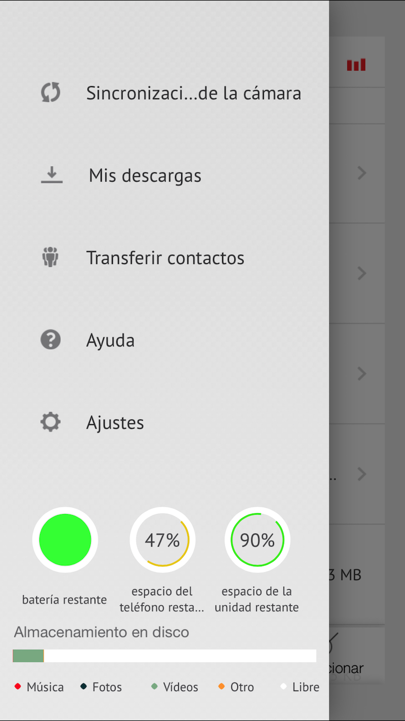Foto de Así es la aplicación de SanDisk iXpand (19/21)