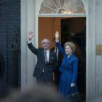 'The Crown': Gillian Anderson es Margaret Thatcher y Emma Corrin es Lady Di en las nuevas imágenes de la temporada 4 de la serie de Netflix