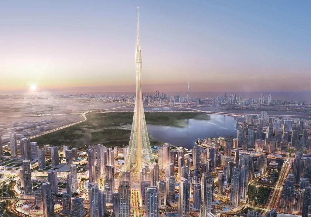 Dubai Creek Tower, así es la torre que se propone superar al Burj Khalifa y convertirse en la estructura más alta del mundo
