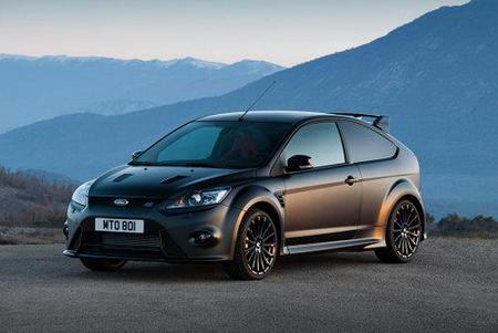 Nuevo Ford Focus RS500