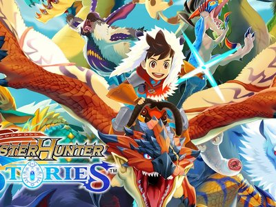 Monster Hunter Stories estrena tráiler y demo en la eShop europea