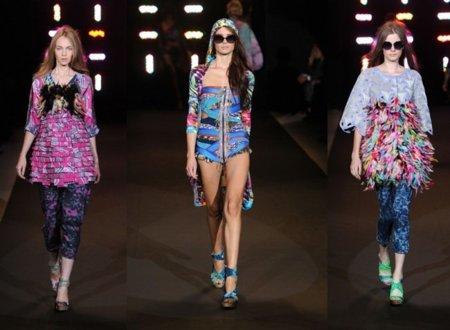 Semana de la Moda de Nueva York Custo Verano
