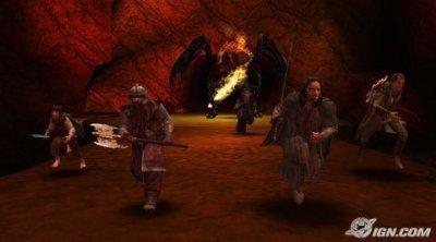 Lord of the Rings Tactics, más pantallas