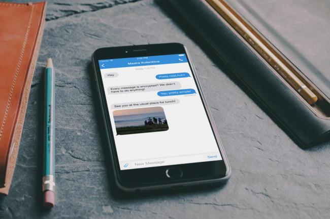 650 1200 Estas 5 aplicaciones de mensajería instantánea no ofrecen tus datos a anunciantes como Facebook y WhatsApp